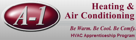 A-1 Heating and Air Conditioning HVAC Apprenticeship Program