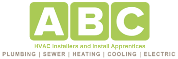 ABC Plumbing Heating Cooling and Electric HVAC Installers and Apprentices