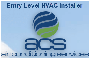 ACS Air Conditioning Services Entry Level HVAC Installer Tucson, AZ