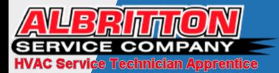 Albritton Service Company HVAC Service Technician Apprentice