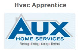 Aux Home Services Bessemer, AL HVAC Apprentice