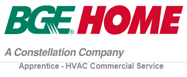 BGE Home Apprentice HVAC Commercial Service
