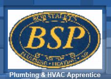 Bob Staleys Plumbing Heating Air Plumbing and HVAC Apprentice