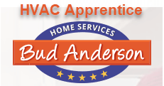 Bud Anderson Heating and Cooling HVAC Apprentice Arkansas
