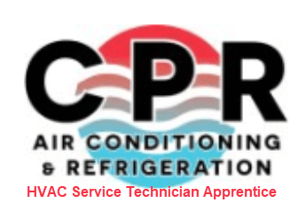 CPR Air Conditioning HVAC Service Technician Apprentice