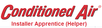 Conditioned Air Installer Apprentice