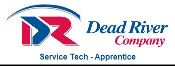 Dead River Company Service Tech Apprentice