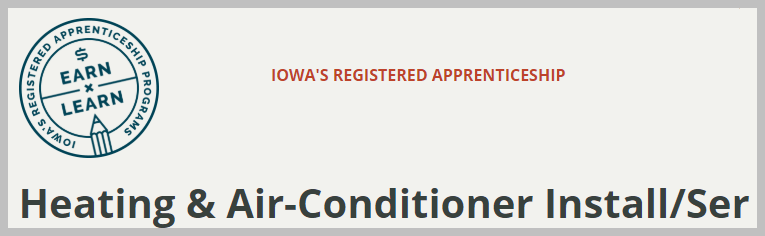 Earn and Learn Iowas Registered Apprenticeship Programs