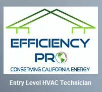 Efficiency Pro Entry Level HVAC Technician