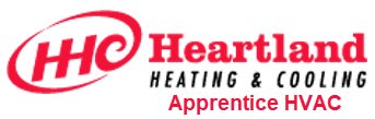 Heartland Heating and Cooling Apprentice HVAC