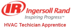 Ingersoll Rand HVAC Technician Apprentice