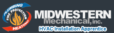 Midwestern Mechanical HVAC Installation Apprentice