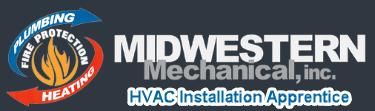 Midwestern Mechanical HVAC Installation Apprentice