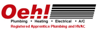 Oehl Registered Apprentice Plumbing and HVAC