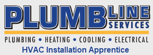 Plumbline Services HVAC Installation Apprentice