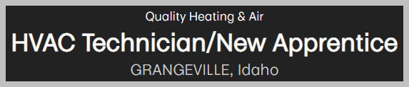 Quality Heating and Air Graingeville Idaho