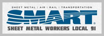Sheet Metal Workers Local 91 Iowa