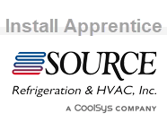 Source Refrigeration and HVAC Install Apprentice Arizona