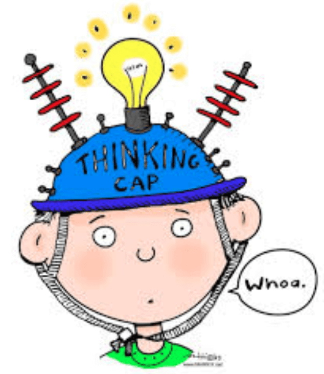 Put on Your Thinking Cap